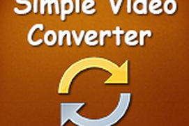 Simple Video Converter