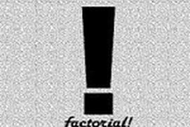 GetFactorial