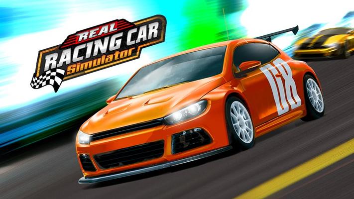 Real Racing Car Simulator