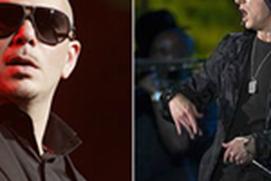Eminem Vs Pitbull