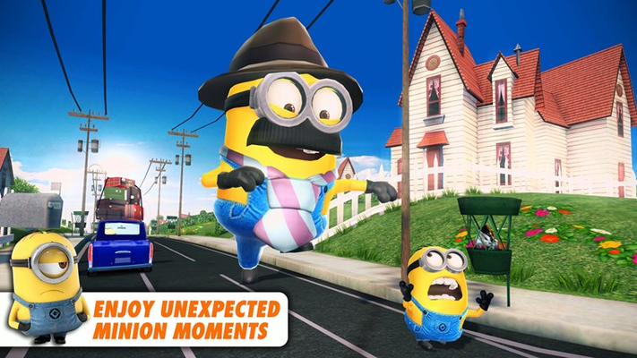 Despicable Me: Minion Rush for Windows 8