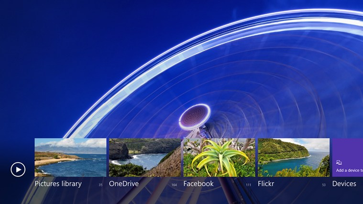 Get all of your photos in one place