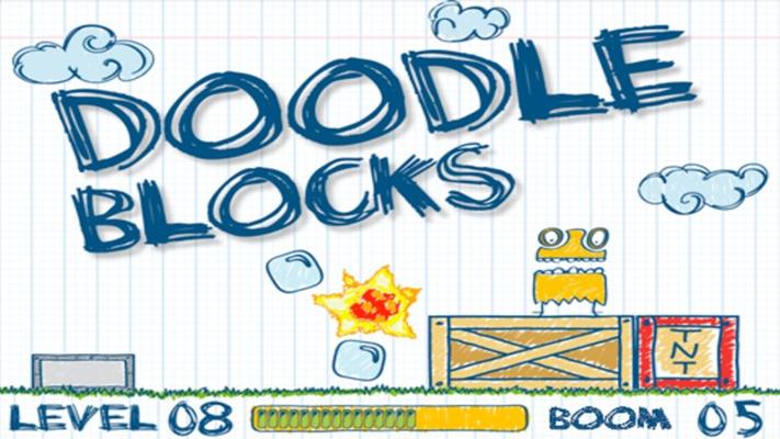 Doodle Blocks Splash