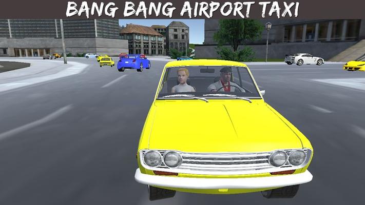 Crazy Bang Bang Airport Taxi for Windows 8