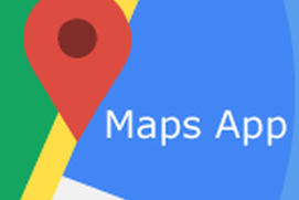 Maps App ++