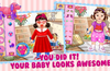 You did it! Your baby looks awesome!