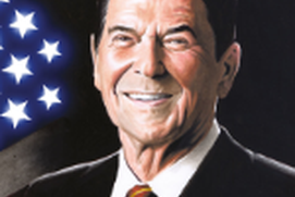 POLITICAL POWER - RONALD REAGAN