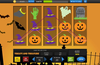 For a limited time, try your luck in this Halloween themed slot!