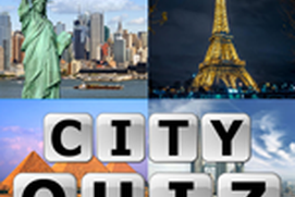 City Quiz Game