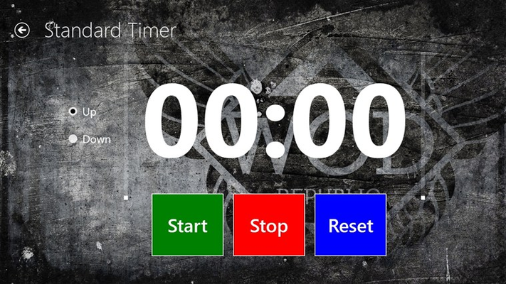 Standard timer