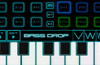 Perform synth sounds and layer loops on the keys screen