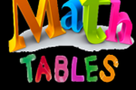 MathTABLES