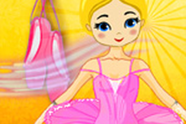 Ballerina Dance Game for Girls - Super Awesome Salon