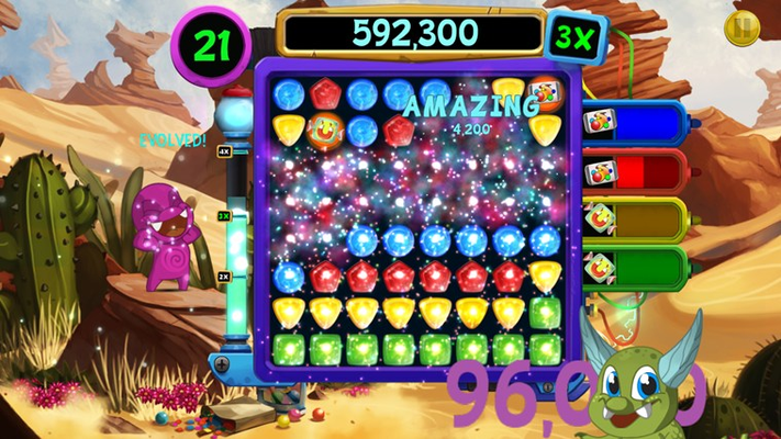Feed your monsters with Candy Boosts!
