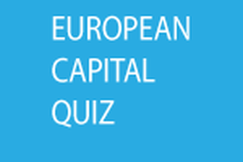 European Capital Quiz