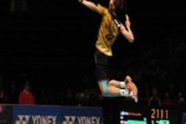 top of Badminton