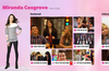 Get behind the scenes videos and pictures of Miranda Cosgrove, Big Time Rush, and more!