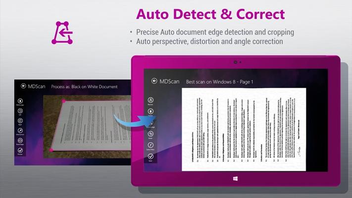 Auto Detect & Correct