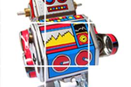 PushMe Roboter