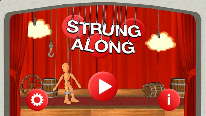 Main Menu of Strung Along