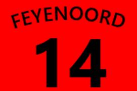 1st4Fans Feyenoord edition