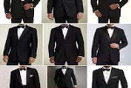 Suit cuts for Men