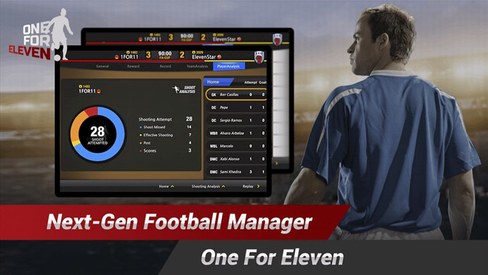 Next-Gen Football Manager One For Eleven
