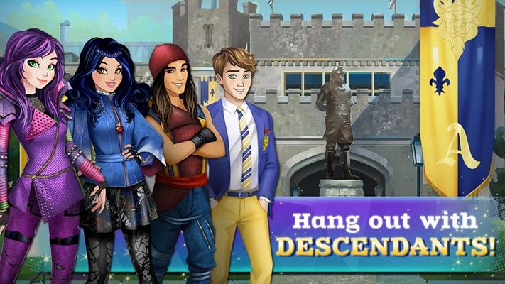 Descendants for Windows 8