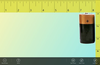 Use on-screen rulers to measure objects using your Windows device  using inches or centimeters. The rulers can also be docked to the edges of the screen.