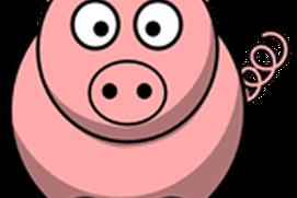 Piggy diner