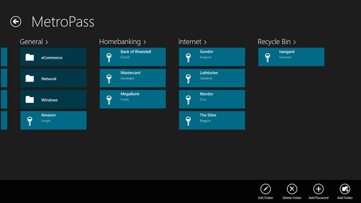 MetroPass Free for Windows 8