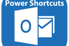 Outlook 2013 Power Shortcuts