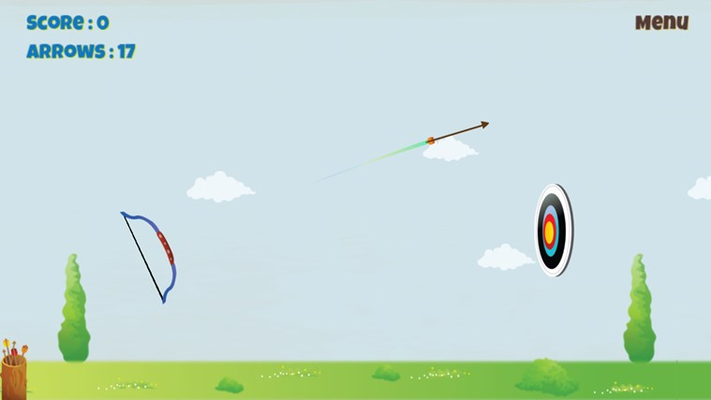 Aim the Target