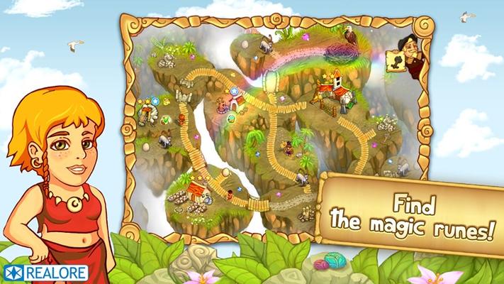 Find the magic runes!