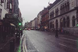 American Girl in Dublin