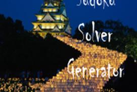 Sudoku Solver Generator