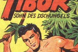 Tibor Comic - Band 38