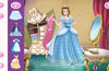 Choose an outfit for the princess.