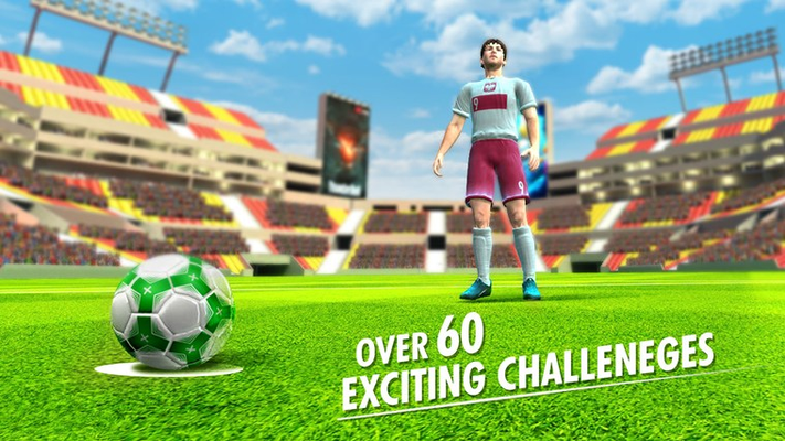 over 60 exciting challenges,