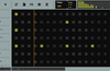 Create your beat using a 7 channel step sequencer.