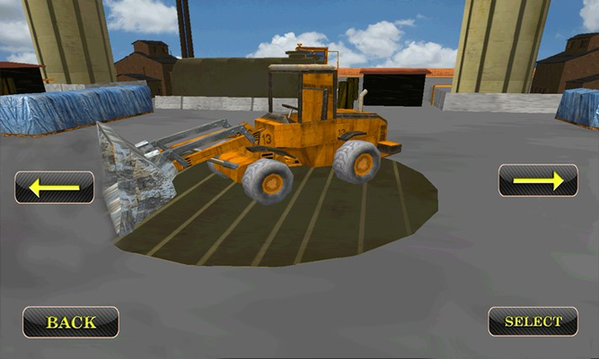 Truck Parking 3D Simulator for Windows 8