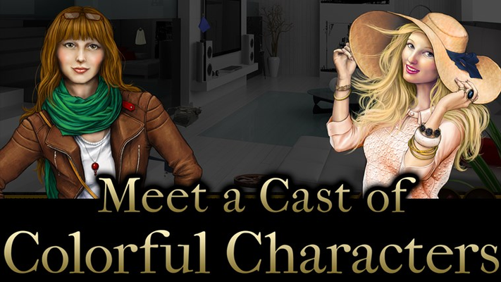 Meet a Cast of Colorful Characters!