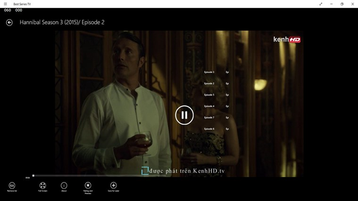 Best Series TV for Windows 8
