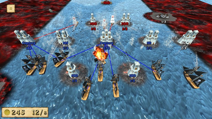 Engage is exciting sea battles in this streamlined RTS