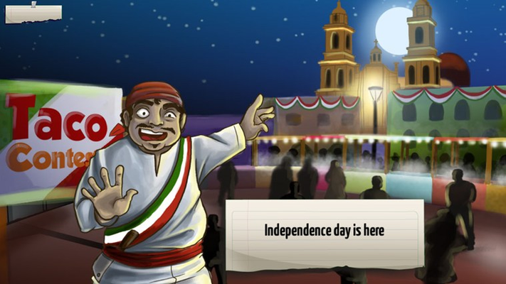 Mexican Independence Day is here!