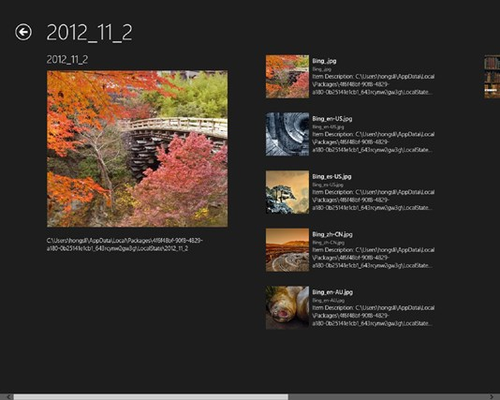 Daily Beautiful Pictures for Windows 8