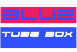 Blue Tube Box
