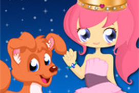 Princess Dressup and Pet Care Salon