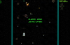 Challenge to pass asteroid field. Pick your upgrades wisely, some of them are downgrades!