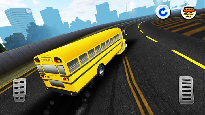 Drive School bus